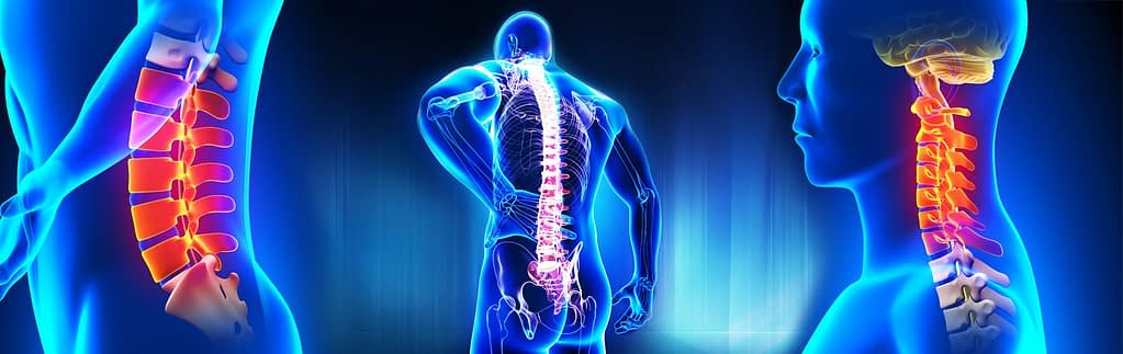 Spine surgery background 2